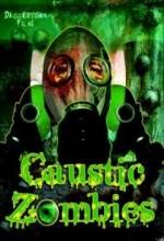 Caustic Zombies (2011) afişi