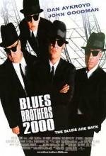 Cazcı Kardeşler 2000 (1998) afişi