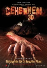 Cehennem 3D (2010) afişi