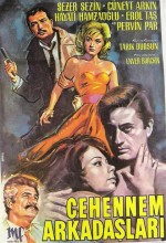 Cehennem Arkadaşları (1964) afişi
