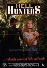 Cehennem Avcıları (1986) afişi