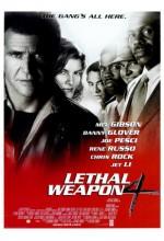 Cehennem Silahı 4 (1998) afişi