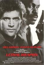 Cehennem Silahı (1987) afişi