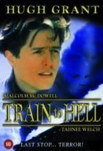 Cehennem Treni (1993) afişi