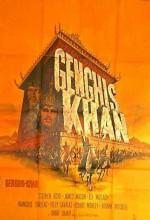 Cengiz Han (1965) afişi