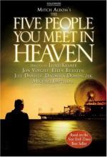 Cennette Karşılaşacağınız Beş Kişi (2004) afişi