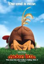 Cesur Civciv (2005) afişi