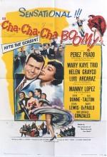 Cha-cha-cha Boom! (1956) afişi