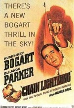Chain Lightning (1950) afişi