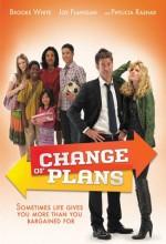 Change Of Plans (2011) afişi