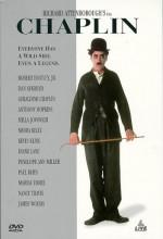 Chaplin (1992) afişi