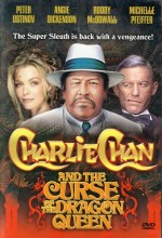 Charlie Chan And The Curse Of The Dragon Queen (1981) afişi