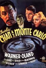 Charlie Chan At Monte Carlo (1937) afişi