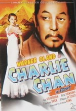 Charlie Chan Mısır'da (1935) afişi