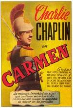 Charlie Chaplin's Burlesque On Carmen (1915) afişi