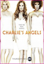 Charlie'nin Melekleri (2011) afişi