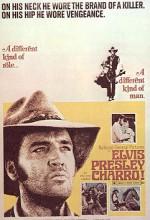 Charro! (1969) afişi
