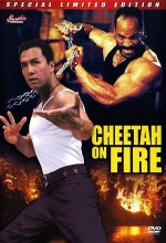 Cheetah On Fire (1993) afişi
