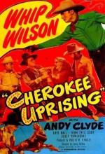 Cherokee Uprising (1950) afişi
