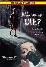 Chi L'ha Vista Morire? (1972) afişi