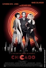 Chicago (2002) afişi