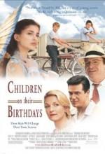 Children On Their Birthdays (2002) afişi