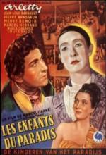 Cennetin Çocukları (1945) afişi