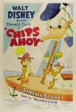 Chips Ahoy (1956) afişi