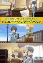 Chocolate Underground (2008) afişi