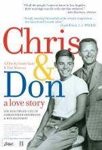 Chris & Don. A Love Story (2007) afişi