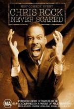 Chris Rock: Never Scared (2004) afişi