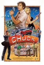 Chuck (2012) afişi