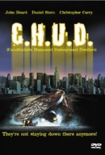 C.H.U.D. (1984) afişi