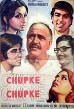 Chupke Chupke Afişi