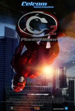 Cicakman 2: Planet Hitam (2008) afişi