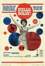 Cici Kız (1969) afişi