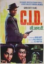 C.I.D. (1956) afişi