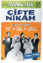 Çifte Nikah (1962) afişi