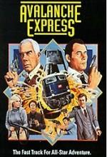 Avalanche Express (1979) afişi