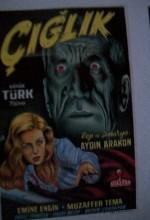 Çığlık (1949) afişi
