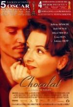 Çikolata (2000) afişi