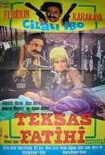 Cilalı ibo Teksas Fatihi (1971) afişi