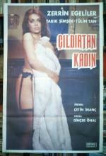 Çıldırtan Kadın (1978) afişi