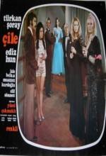 Çile (1972) afişi
