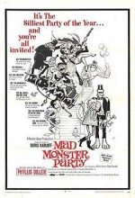 Mad Monster Party? (1969) afişi