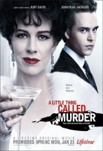 Cinayet Denen önemsiz şey (2006) afişi