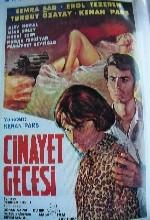 Cinayet Gecesi (1963) afişi