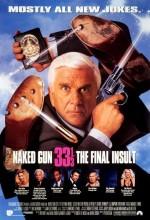 Çıplak Silah 3 (1994) afişi