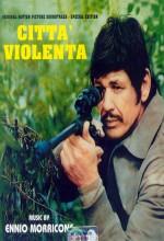 Citta Violenta (1970) afişi