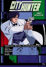 City Hunter: Ai To Shukumei No Magnum (1989) afişi
